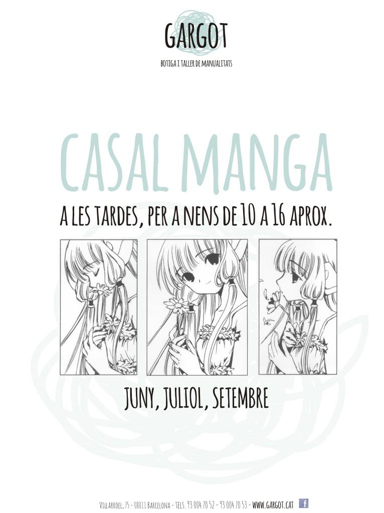 gargot cartell manga