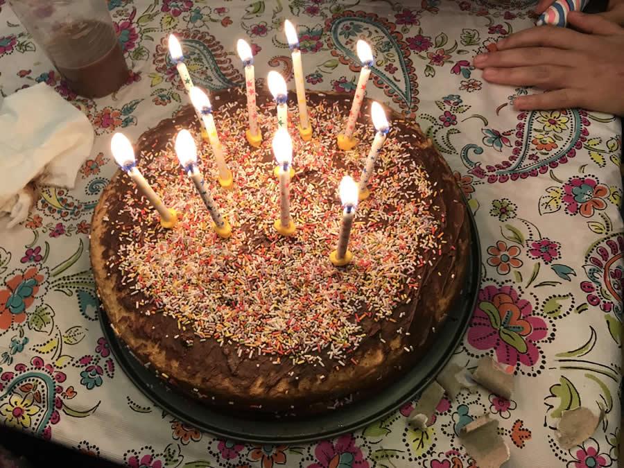 Celebra el teu aniversari a Gargot